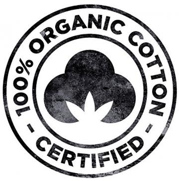 100% Bio-Baumwolle Tragetuch | Babytrage | Babytragetuch | Sling Bis 15kg / 18 Monate Aus Europäischer Herstellung | Atmungsaktiv, Weich Und Ohne Künstliches Elastan | GOTS Zertifiziert Von Laleni -