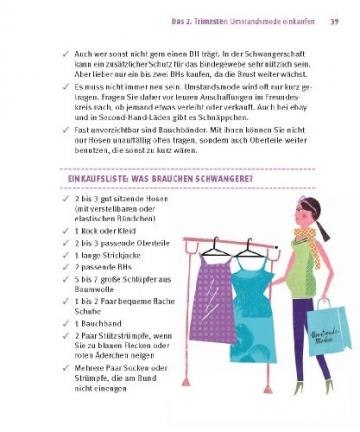 Mami to go: Die wichtigsten Checklisten für Schwangerschaft, Geburt, Babyzeit -