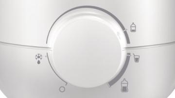 Philips Avent SCF355/00 Fläschchen und Babykostwärmer, weiß -
