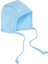 Schnizler Unisex Baby Mütze Erstlingsmütze, Oeko Tex Standard 100, Gr. Frühchen (Herstellergröße: 38/44), Blau (bleu 17) -