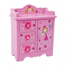 small foot company 5357 Kindermöbel Kommode Beauty Princess -