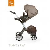 STOKKE® Kinderwagen Xplory® Brown