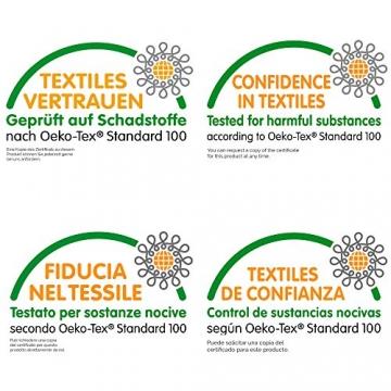 ZOLLNER® 10er-Set Spucktücher / Windeln / Mullwindeln / Stoffwindeln / Mulltücher ca. 80x80 cm aus 100% Baumwolle, Farbe weiß, schadstoffgeprüft Öko-Tex zertifiziert, Serie
