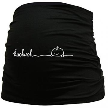Bauchband Kuckuck, schwarz, 38/42 -