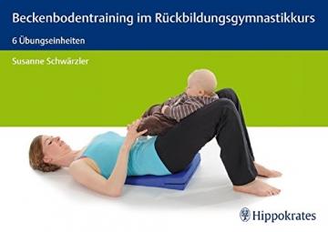 Beckenbodentraining im Rückbildungsgymnastikkurs -