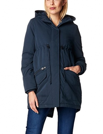 ESPRIT Maternity Damen Jacke Jacket, Blau (Night Blue 486), 36 (Herstellergröße: 36) -