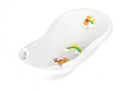 """keeeper 18423100084 jan """"winnie the pooh"""" babywanne 84 cm mit stöpsel weiß -"""