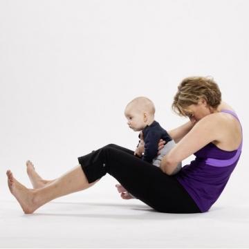 MamaWorkout - Rückbildungsgymnastik mit Baby -- Das gesundheitsorientierte Programm von Expertin Verena Wiechers -