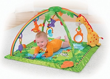 Mattel Fisher-Price K4562 Rainforest Erlebnisdecke -
