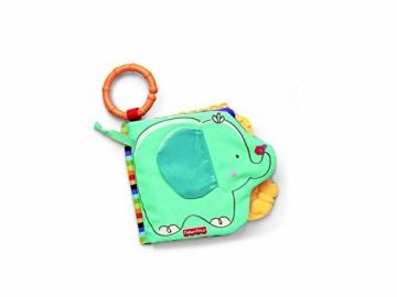 Mattel Fisher-Price T9239 - Baby-Zoo Büchlein -