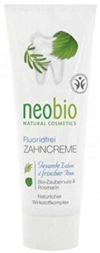 NEOBIO Zahncreme ohne Fluorid 75ml -