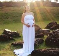 Rock für Schwangere