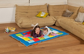 Taf Toys 10845 Sehr große Spieldecke, 100 x 150 cm -