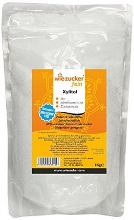 Wiezucker Xylit (1Kg) -
