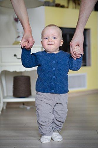 100% weicher Merinowolle Pullover, natürlich, umweltfreundlich und antiallergische Bekleidungs NORD SNOW in Europa (74) -