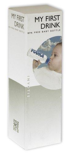 Baby Flasche Vodka