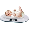 Digitale Babywaage Säuglingswaage Messbereich bis 20kg - Stillwaage Kinderwaage Tierwaage Abschaltfunktion Tarierfunktion mit LED-Anzeige -