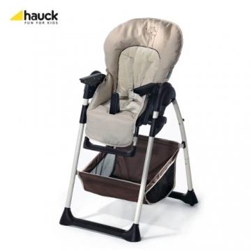 Hauck 665107  Sit'n Relax Zoo - Babyliege und Hochstuhl ab Geburt / mit Liegefunktion, mitwachsend, höhenverstellbar -