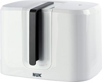 NUK - Vario Express Dampf-Sterilisator für bis zu 6 Flaschen, Sauger und Zubehör -