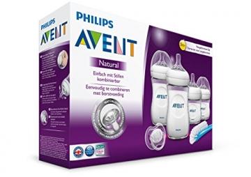 Philips Avent SCD290/01 Naturnah Neugeborenen-Set -