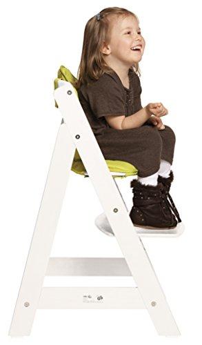 roba hochstuhl treppenhochstuhl sit up iii mitwachsender kinderhochstuhl aus holz wei. Black Bedroom Furniture Sets. Home Design Ideas