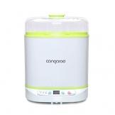 Vaporisator, Sterilisator und Dampfgarer Pure, LCD Display und Timer -